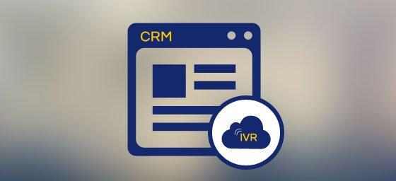 CRM Integration IVR Solution