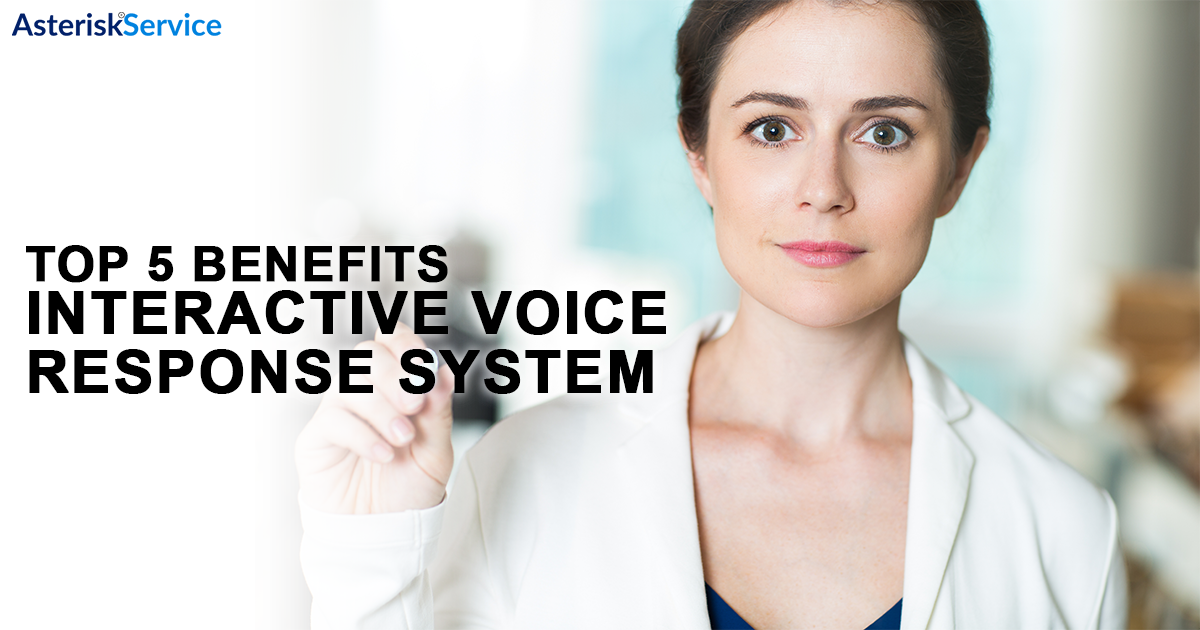As per a recent survey result, IVR system aka Interactive Voice Response system is in the third position for offering effective customer service. The IVR solution comes with many benefits which had kept it on first position for decades to serve customers effectively and still it is in top 3. This article will share top 5 benefits of an IVR System