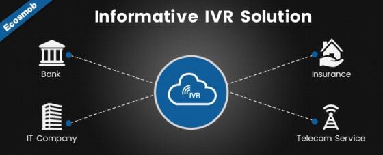 Informative IVR Solution