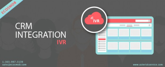 CRM Integrated IVR