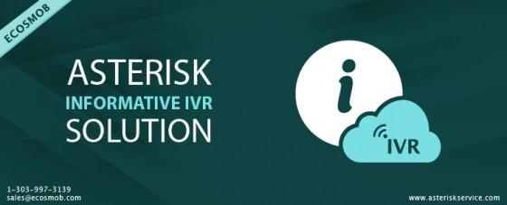 Asterisk Informative IVR