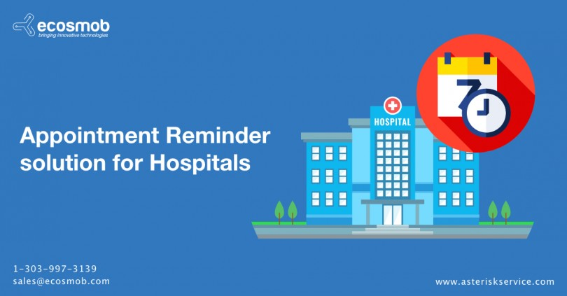 Appointment Reminder solution for Hospitals